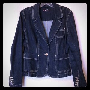 Denim jacket M